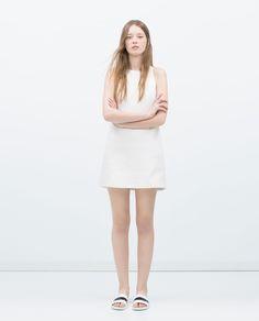Image 2 of Jacquard dress from Zara