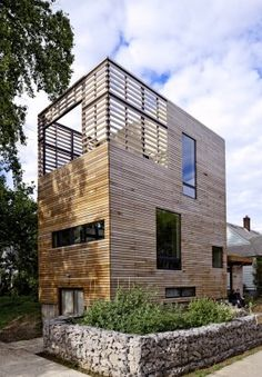 Harpoon House, Portland, United States  by: Matthew Kirkpatrick, Design for Occupancy, Architecture