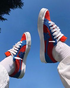 """Nice Kicks on Instagram  """"A new Converse GOLF le FLEUR  has surfaced in a """" Spider-Man"""" colorway. Thoughts   NiceKicks 📷  gullyguyleo"""" 175d677ccfe"""