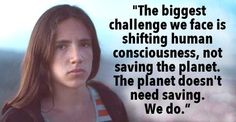 Watch Xiuhtezcatl Martinez, the 14-year-old director of Earth Guardians, in this Kid Warrior video. He's a youth activist working to stop climate change