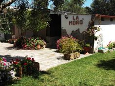 Agriturismo La Mor� Alimini Featuring free WiFi, Agriturismo La Mor? offers accommodation in Alimini, 27 km from Lecce. Free private parking is available on site.  All rooms come with a private bathroom with a bath or shower and bidet, with free toiletries provided.