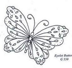 Resultado de imagem para moldes de borboletas