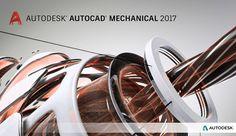 Phần mềm Autocad Mechanical 2017 32-64bit full license