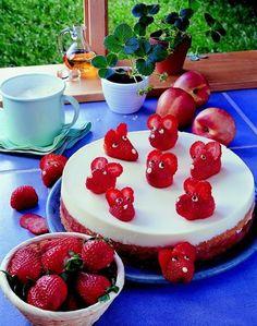 Inspirace na detske dorty