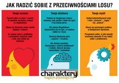 Jak sobie radzić z przeciwnościami losu? Self Development, Personal Development, Intj Personality, Sensory Integration, Anxiety Relief, Study Motivation, Stress Management, Better Life, Positive Vibes