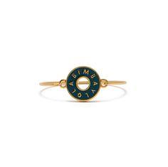 round logo bracelet bimba y lola