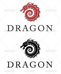 Dragon Logo #GraphicRiver 100% vector, fully editable: colors, text. Font : Adobe Caslon Pro Created: 26 November 13 Graphics Files Included: Vector EPS #AI Illustrator Layered: No Minimum Adobe CS Version: CS6 Resolution: Resizable Tags ai #business #clean #clothing #cool #design #developer #dragon #edit #eps #graphic #illustration #logo #modern #premium #professional #studio