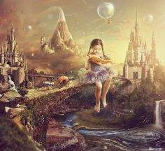 """Reading allows your imagination to roam free, and your spirit to soar along the magickal moonbeams of the journeys that the stories take you upon.""""  - Jasmeine Moonsong   http://www.wiccanmoonsong.com/Moonsong-Daily-Magick.html   original artwork by: Eva Lagnim"""