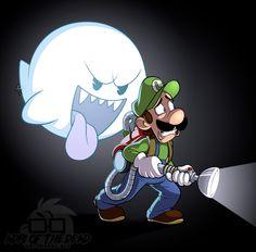Super Mario And Luigi, Super Mario Art, Super Mario Brothers, Mario Bros, Nintendo World, Nintendo Games, Luigi's Mansion 3, King Boo, Apple Logo Wallpaper Iphone