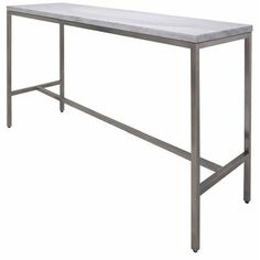 Nuevo Verona Bar Height Dining Table & Reviews | Wayfair