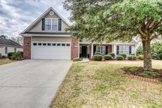 8833 Plantation Landing Drive, Wilmington, North Carolina      MLS: 100004310     Bedrooms: 4     Baths: 2     Partial Baths: 0     SQ FT: 1935     Lot Size: .20     Style: Ranch     Garage: 2 Car     Heat Source: Electric     Schools: New Hanover (Elementary School: Blair; Middle School: Holly Shelter; High School: Laney)