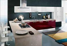 Έπιπλα κουζίνας απο την Gruppo Cucine, ιταλικα επιπλα κουζινας και κουζινες, ντουλαπες υπνοδωματιων, κουζινα, ιταλικες κουζινες, kouzines, μοντερνες κουζινες, σχεδια, τιμες, προσφορες, κλασσικες (κλασικες) κουζινες Modern Kitchen Furniture, Modern Kitchens, Kitchen Dining, Dining Room, Sink, House, Home Decor, Ideas, Sink Tops