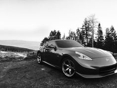 ViewZ from the top. #Nissan #370Z : @nismohenry
