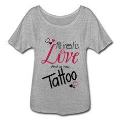 Frauen T-Shirt mit Fledermausärmeln von Bella   Canvas New Tattoos, Mens Tops, Design, Women, Cool Shirts, Women's T Shirts, Women's, Woman