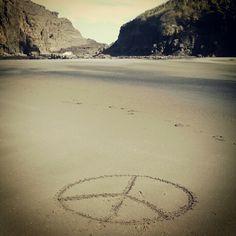 Peace - Piha - NZ