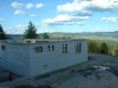Living Off The Grid Article: Insulated Concrete Forms