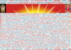 Dindigul Erode Kancheepuram Kanchipuram Astrologer-Thantri Deeksha-Guru