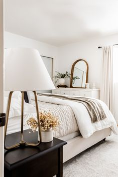 Design Scandinavian, Cama King, Home Decor Bedroom, Master Bedroom, My New Room, Beautiful Bedrooms, Home Interior Design, Room Inspiration, Home Decorating