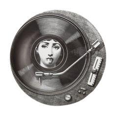 Fornasetti Theme & Variations Plate #370 at Barneys.com