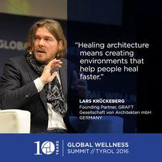 #GWS2016 Lars Krückeberg on Wellness Architecture