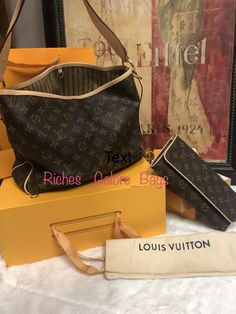 Find me on FB or PM me here My Bags, Louis Vuitton Monogram, Pattern, Patterns, Louis Vuitton, Model