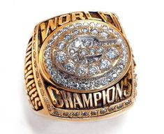 From the Packers in 1967 to the Patriots in here's a look at all 53 Super Bowl rings. Nfl Championship Rings, Football Rings, Packers Super Bowl, Bart Starr, Super Bowl Rings, Green Bay Packers Fans, Green And Gold, Cuff Bracelets, Jewelry Design