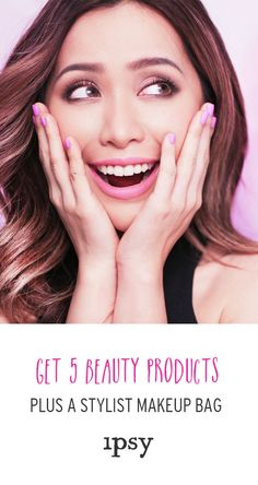 Discover your perfect makeup look. Get 5 personalized beauty products delivered to your doorstep each month. Free shipping. Signup now!