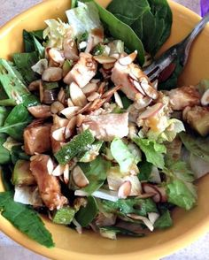 Oriental Salad Dressing - this is one of my favorite dressing recipes. I can never find a bottled version I like better.