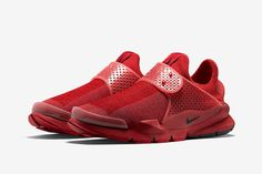Nike Sock Dart: Sport Red