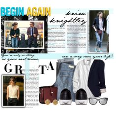 """""""Begin Again with Greta! Contest Entry"""" by maddycruise on Polyvore"""