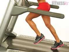 Elevate your fitness by elevating your treadmill! I have some news that is good for some and bad for others. There is a workout that does it all – hill running. This is good news for those of you that truly have a problem with fitting exercise into your daily schedule.