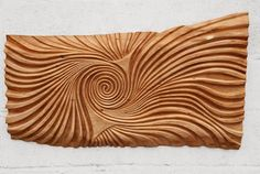 Wood Relief Carvings:
