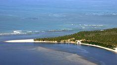 Depois de Maragogi, chegou a vez da Praia do Gunga - Alagoas - SkyscraperCity