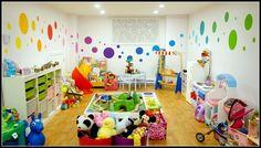 """A-W-E-S-O-M-E!!! Oh, to be a kid in this playroom!"" -Ariane"