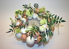 Spring 2012 Happy Easter, Bouquets, Wreaths, Table Decorations, Spring, Diy, Inspiration, Home Decor, Rabbits