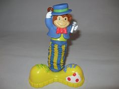 Fisher Price Little People RARE Circus Amusement Park Zoo Animals STRETCHABLE Stretching MONKEY Touch & Feel VERY RARE Amusement Park Circus Collectible Animal OOP Little People http://www.amazon.com/dp/B00V2I0WYS/ref=cm_sw_r_pi_dp_vRZFvb1GWFKAD