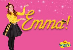 """WIN a copy of Yellow Wiggle Emma's debut CD """"Emma! Wiggles Birthday, Wiggles Party, The Wiggles, 3rd Birthday Parties, 2nd Birthday, Birthday Ideas, Where Is Thumbkin, Emma Wiggle, New Tv Series"""