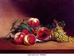 Image result for color of vase in still life with fruits