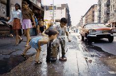Vintage Bronx Summer 1970s