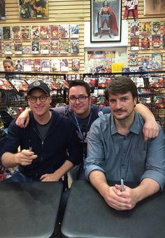 Free Comic Book Day May 7, 2016 with Alan Tudyk & Nathan Fillion