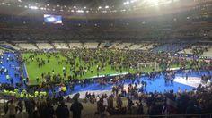 Francia vs. Alemania: Cierran el estadio por tres explosiones en los alrededores
