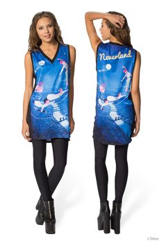 Peter Pan Shooter Dress (WW $95AUD / US $90USD) by Black Milk Clothing