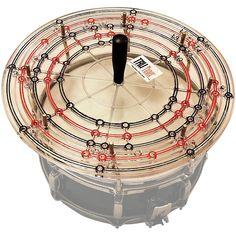 Tru Tuner Rapid Drum Head Replacement System