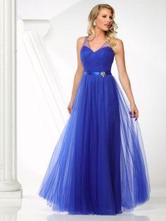 Da Vinci Bridesmaid Style 60284 Sample: Teal, size 16 $