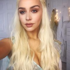 Daenerys Targaryen - Game of Thrones Makeup | the Fashion Bybel