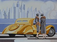 Paint Meaning, Arsenal, Grand Prix, Beverly Hills, Gallery, Illustration, Painting, Historia, Roof Rack