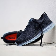 Nike Flyknit Air Max Sneakers Boasting Nike Air Max cushioning and  innovative Nike Flyknit 74b0811a9