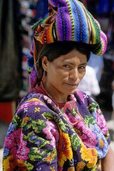 Chichicastenango. República de Guatemala.