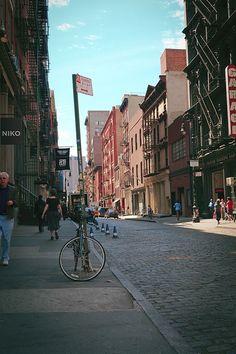 NEW YORK - NOHO - USA