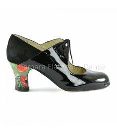 4334d6a7 25 mejores imágenes de zapatos flamencos | Dance shoes, Flamenco ...